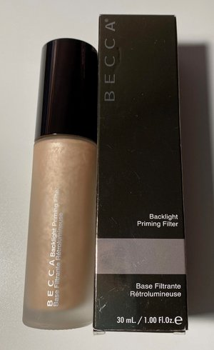 BECCA Backlight Priming Filter BNIB but not full.jpg