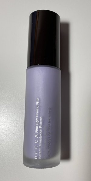 BECCA First Light Priming Filter 1oz.  USED.jpg