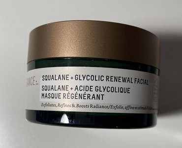 BIOSSANCE Squalane + Glycolic Renewal Facial 60ml2oz. USED.jpg
