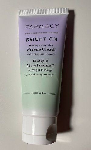 FARMACY Bright On Vitamin C Mask 50ml1.7 fl.oz. USED.jpg