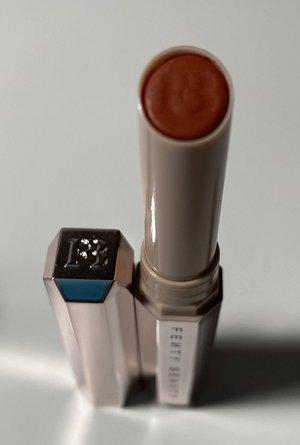 FENTY Beauty by Rihanna Freckle Fiesta Mattemoiselle Plush Matte Lipstick USED.jpg