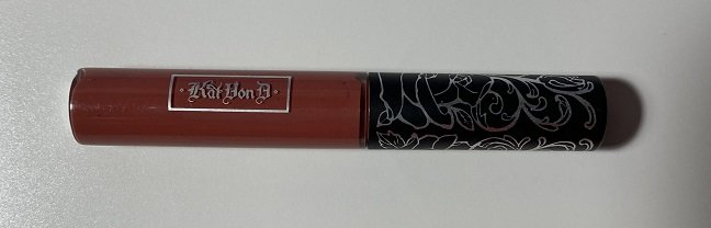 Kat Von D Lolita II Everlasting Liquid Lipstick 0.10oz. Mini USED.jpg