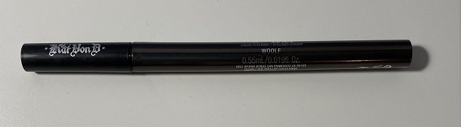 Kat Von D Woolf Ink! Liner Liquid Eyeliner USED.jpg