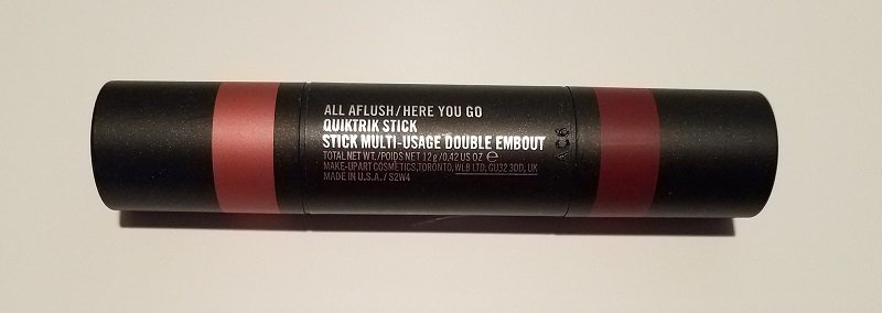 MAC All Aflush-Here You Go Quiktrik Stick USED.jpg