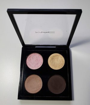 MAC Caramel Sundae Eye Shadow x 4 USED.jpg