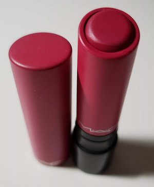 MAC Claretcast Liptensity Lipstick USED.jpg