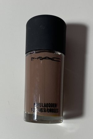 MAC Coffee Break Studio Nail Lacquer USED.jpg
