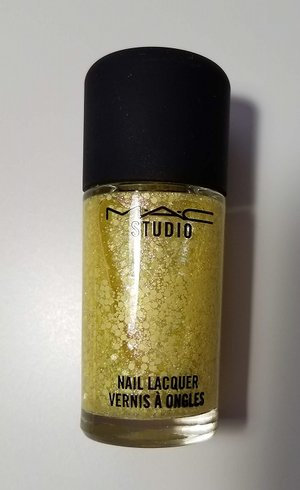 MAC Fashion Fizz Glitter Studio Nail Lacquer USED.jpg