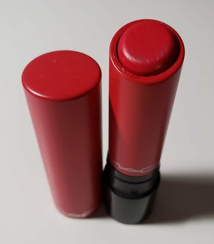 MAC Fireworks Liptensity Lipstick USED.jpg
