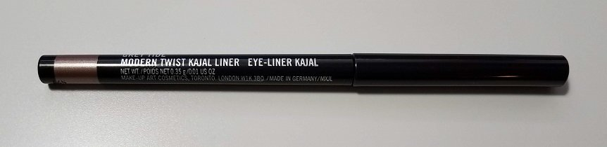 MAC Grey Tide Modern Twist Kajal Liner USED.jpg