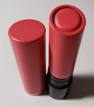 MAC King Salmon Liptensity Lipstick USED.jpg