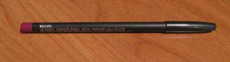 MAC Magenta Lip Pencil USED.JPG