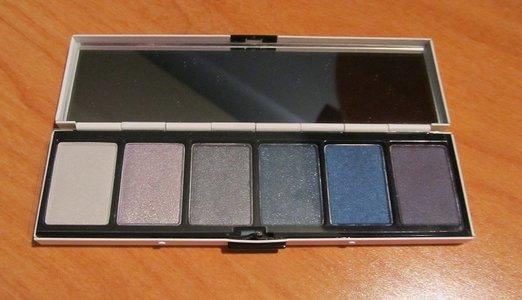 MAC Moodyblu Eye Shadow X 6 (Toledo) USED.JPG