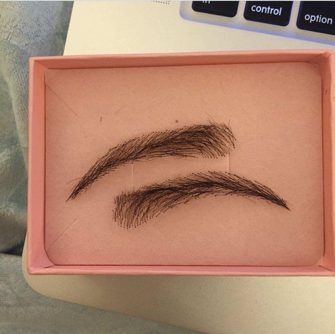 Eyebrows On Fleek Or Nah Are Eyebrow Extensions Next For You