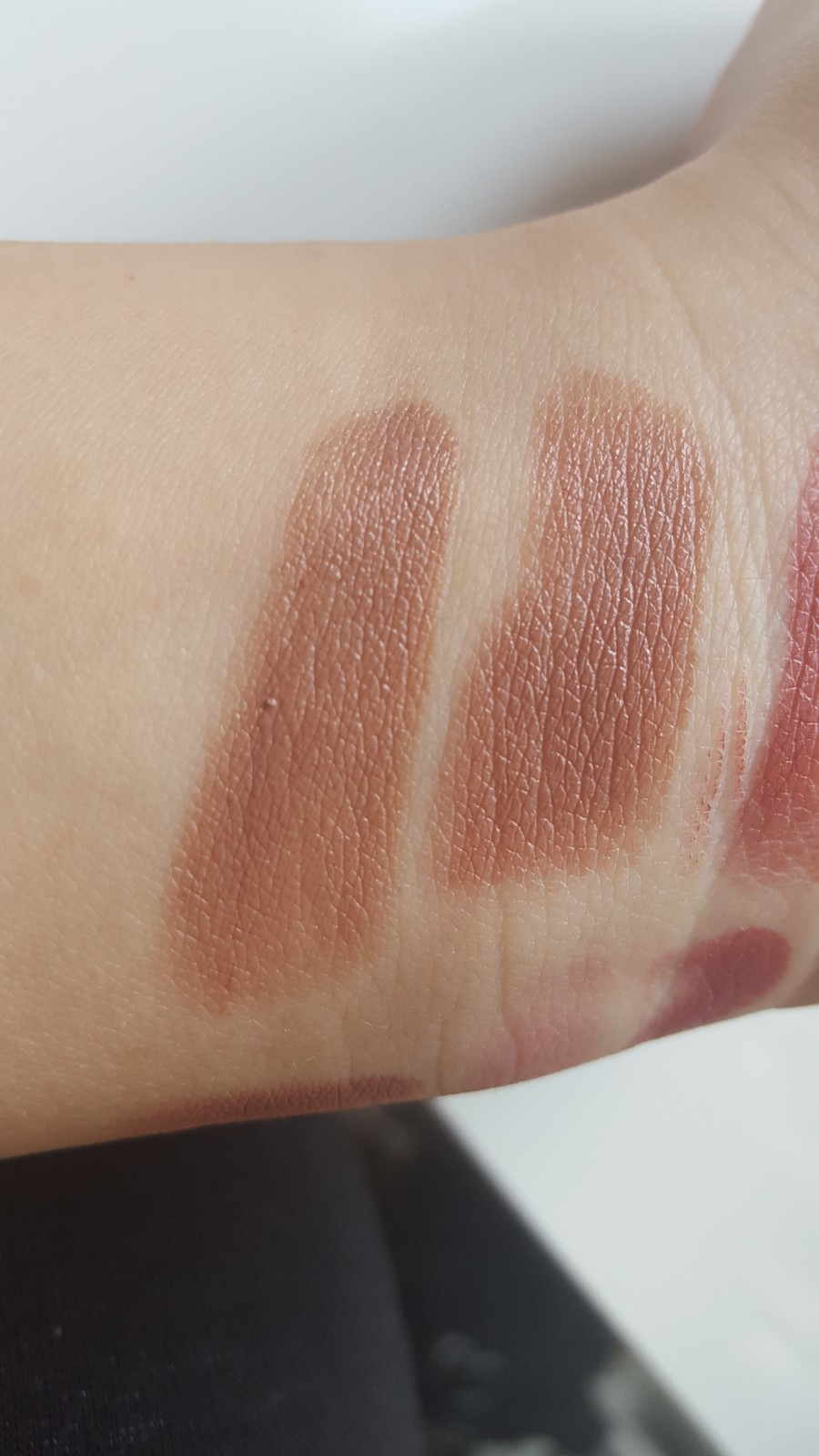 christian louboutin just nothing swatch