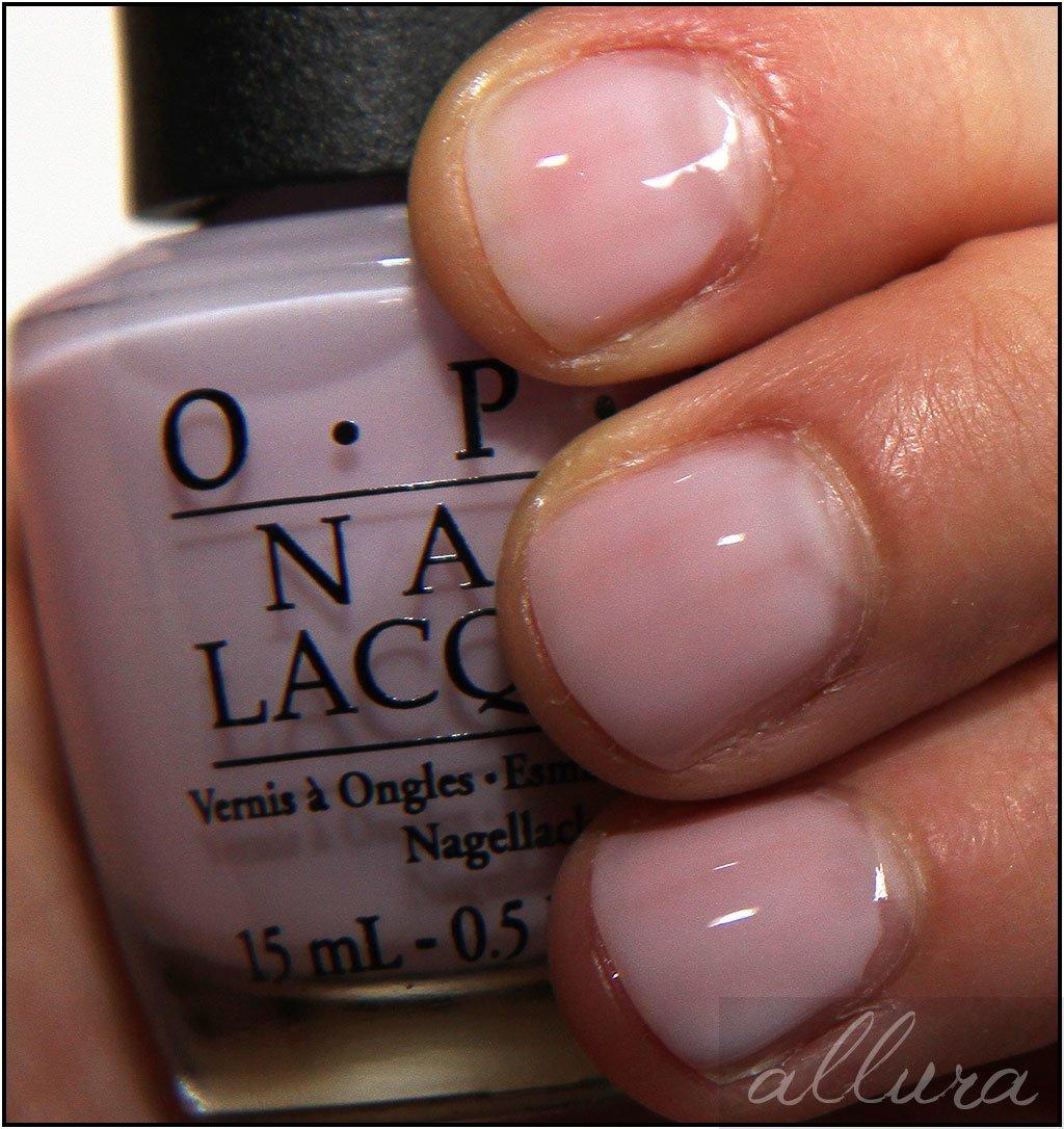 OPI Nail Polish Swatches