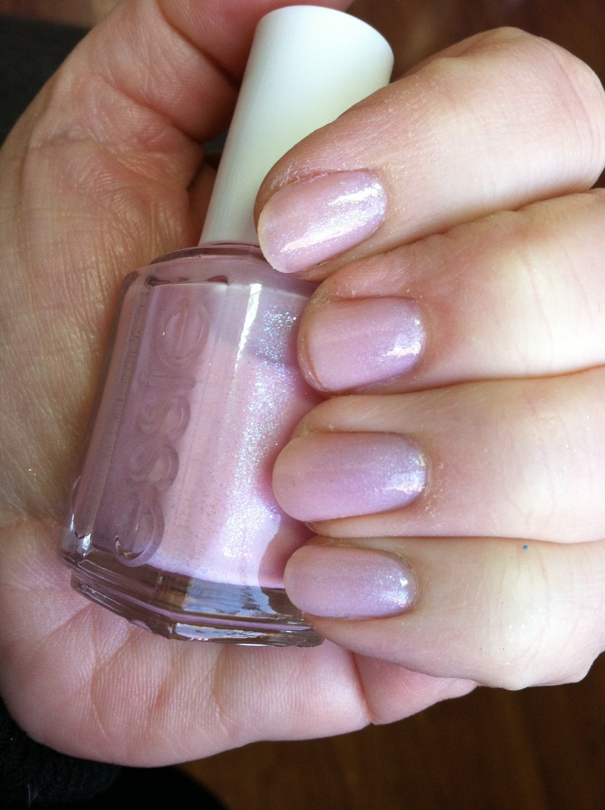 Essie Nail Polish Petal Pink- HireAbility