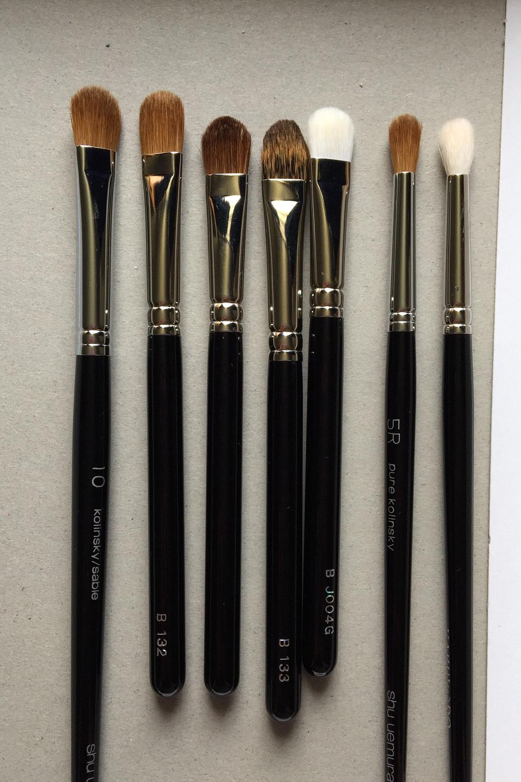 Mac 129: Makers Of MAC Brushes