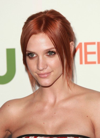 Tips On Dying Blonde Hair Auburn Red