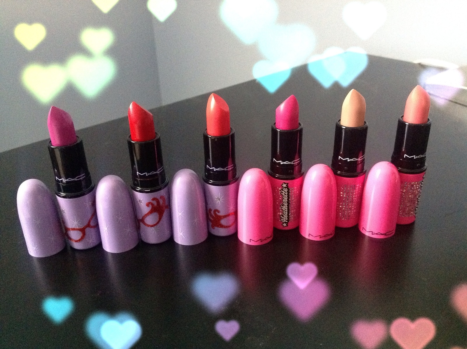 My MAC Limited Edition Lipstick collection (pic heavy)
