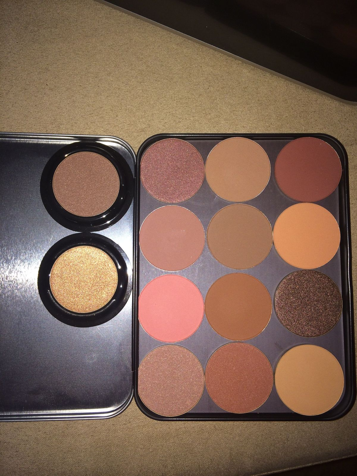... will add actual swatches later!